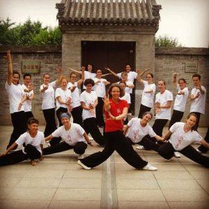 Groupe de Qi Gong Chine 2016