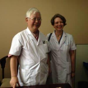 Dr. Tao et Suzanne Robidoux
