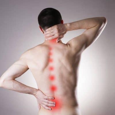 Douleur au dos