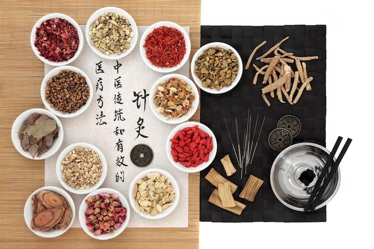 Acupuncture et medicine chinoise