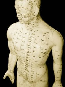 Points d'Acupuncture
